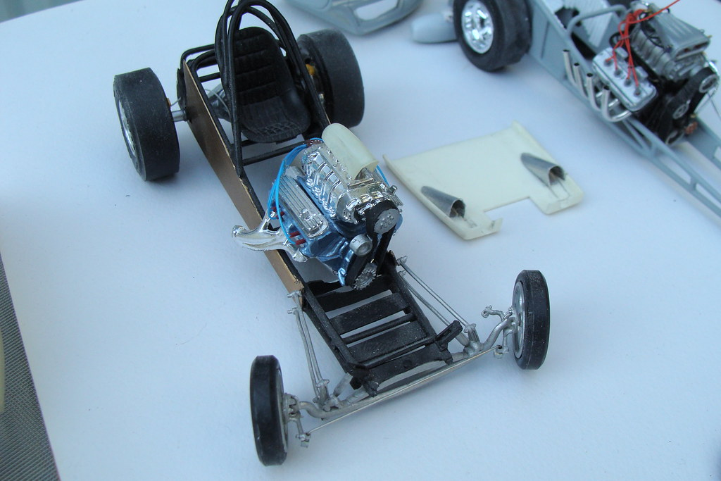 how to build a dragster body