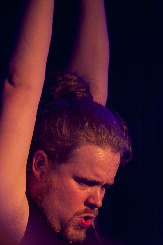 Eleanoora Rosenholm @ Ja Ja Ja, Lexington 27/05/11