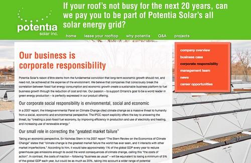 Potentiaenergy.com screengrab1