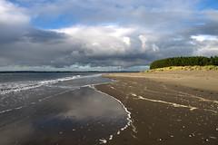 Playa Pangal - Patagonia Chilena Norte (Noelegroj (8 Million views+!)) Tags: chile travel viaje patagonia naturaleza beach nature clouds landscape nikon bluesky playa paisaje nubes cielos lakesdistrict maullin regiondeloslagos pangal d5000