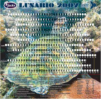 Lunario 2007 Jack`s