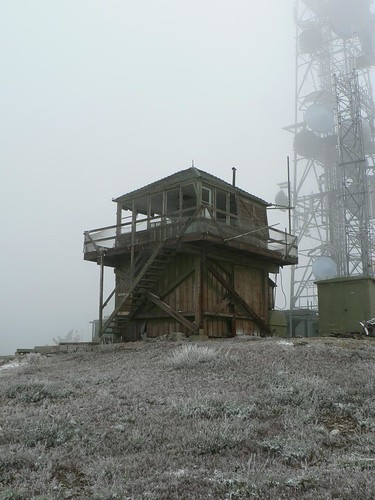 Frazier Mountain Lookout No. 3