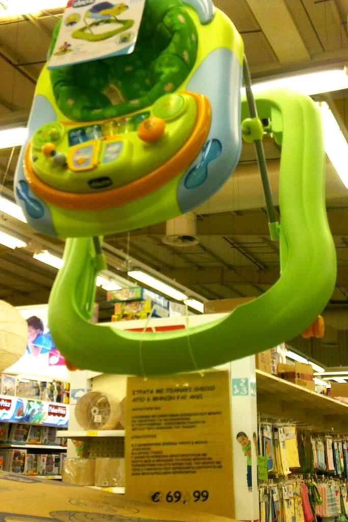 Baby walker New at Jumbo