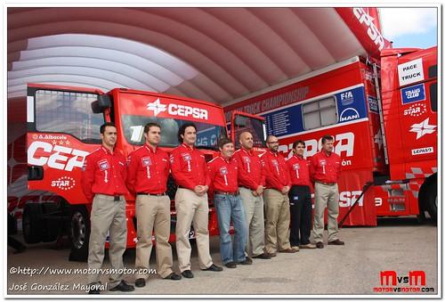 Equipo Competición Cepsa-Albacete