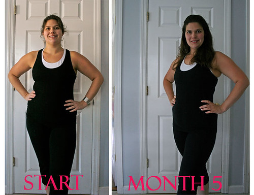 After 5 months on the Eat. Live. Be. For a Better 2011 Challenge