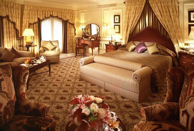 アフタヌーンティーで人気のホテル マンダリン オリエンタル ハイド パーク ホテル