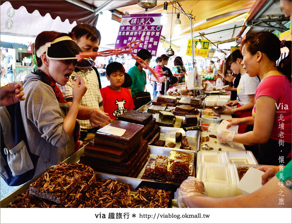 【新竹一日遊】北埔老街~在古廟舊巷內尋找專屬客家的美食15