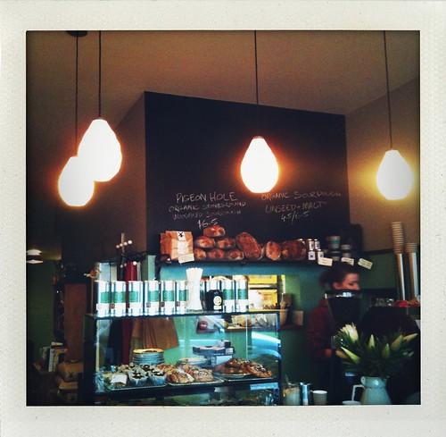 pigeon hole cafe, hobart
