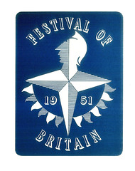 "Festival of Britain emblem • <a style=""font-size:0.8em;"" href=""http://www.flickr.com/photos/61604709@N07/5823941343/"" target=""_blank"">View on Flickr</a>"