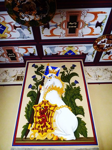 Detail from Restored Interior, Royal Palace