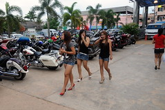 SOUTHERN THAILAND (Claude  BARUTEL) Tags: truck thailand south muslim islam border transport prostitute southern prostitution thai malaysia terrorism conflict trucking customs sadao insurgency dannok frontie