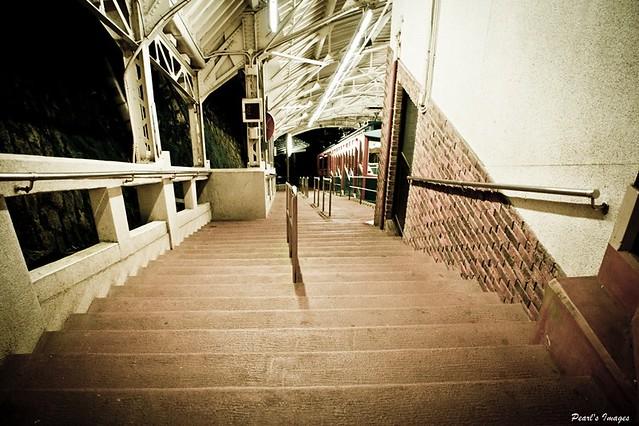 超---級---陡的樓梯