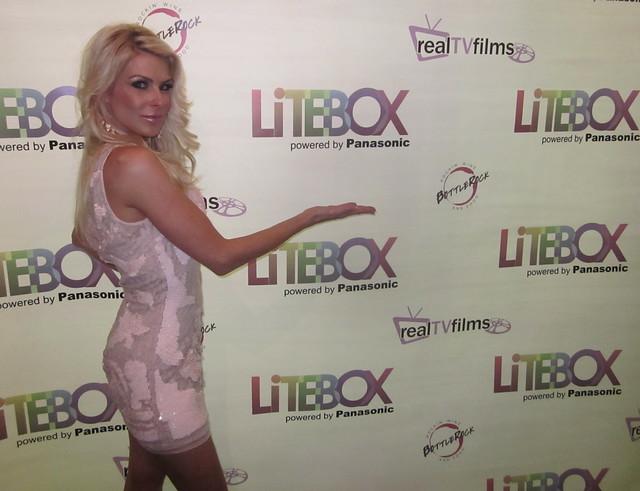 Jennifer Lexon, RealTVfilms Social Media Lodge by LiTEBOX at BottleRock LA