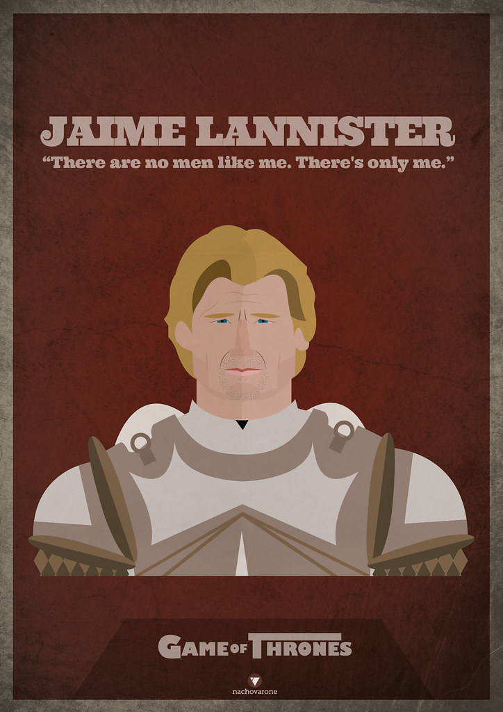 Poster Design - Game Of Thrones