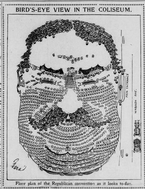 taft coliseum 1908