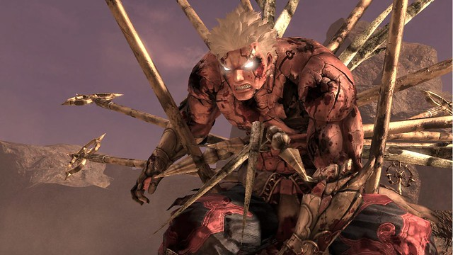 E3 2011: Asura's Wrath Hands-On Preview (2)