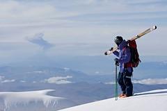 Ekvádorské sopky - na lyžích přímo zoblohy