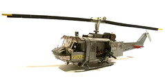 Bell UH-1H Huey(1) ([Maks]) Tags: lego moc bell helicopter rotor vietnam war uh1 uh 1 huey iroquois minfiig scale military