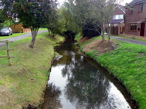 River Beane, Stapleford
