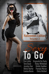 Sexy To Go Halloween 2017 Edition flat (CoverReveals) Tags: brunette caucasian chair clothes cutout entice erotic female fetishwear figure footlesstights garments girls heels high highheels isolatedonwhite leaning leather leggings looking neat one pose posing sensuality sexuality sexy shoes sideview sideways skinny skintight slender slim specificclothing tight woman young romance boxset anthology halloween holiday paranormal pnr