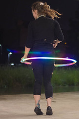 Firefish-12 (KaylaLeighann) Tags: photographer ohio canon photography rebel 5t firefish festival lorain night performance hooping dance girl woman glow light