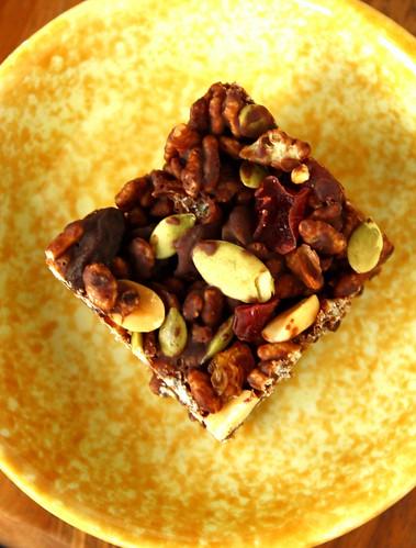 Canadian Living's Chocolate Crispy Bars