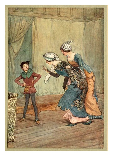 012-The merry wives of Windsor 1910- Hugt Thomson