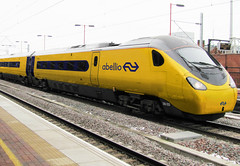 Abellio Pendolino (Alternative Railways) Tags: dutch train ns pendolino abellio nedrail