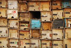 Yem-Inland-0805-82-v1 (anthonyasael) Tags: wood old blue people food nature horizontal insect one wooden republic gulf natural box outdoor no traditional country ruin culture nobody row arabic east bee container plastic countries locker homemade honey arab sheet yemen arabian tradition middle peninsula inland hive beehive jt islamic ruined accessibility accessible yaman jemen イエメン ﺍﻟﺠﻤﻬﻮﺭﯾّﺔ of اليمنية 也門 ﺍﻟﯿﻤﻦ jaincotech
