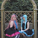 Luka and Miku - Vocaloid - 7
