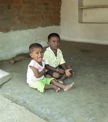 Brother (Harru Harri ) Tags: trip travel india children child brother maharashtra gr  grd