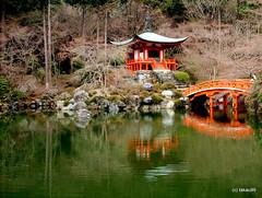 Daigo-ji, Kyoto, Japan.