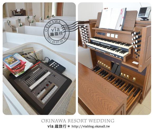 【沖繩教堂】沖繩美麗教堂之旅~Aquagrace、Aqualuce、Coralvita教堂15