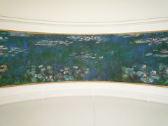 """Claude Monet, """"Les Nymphéas,"""" Reflets verts"""