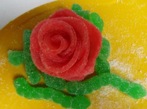 Rosa de Jujuba by Sil Artesanato