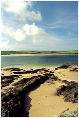 The Camel Estuary (Dan Photographic) Tags: cornwall minolta kodak september 135 2010 ektar 3570 x500 ektar100