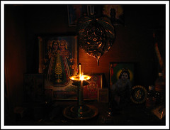 Faith (Midhun Manmadhan) Tags: light india canon is exposure faith religion powershot hinduism s3 prayers