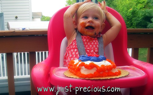 Share first birthday milestones and enter to win with Tide and BabyCenter