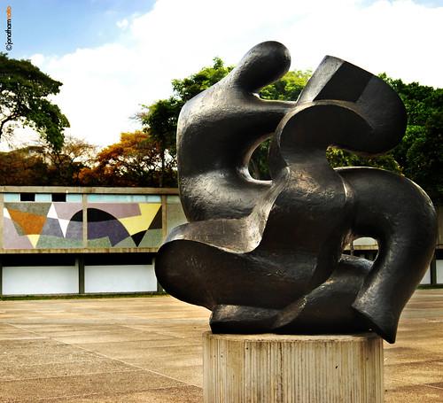Shot 17 (Plaza del Rectorado UCV - Caracas) by ICONOJONA