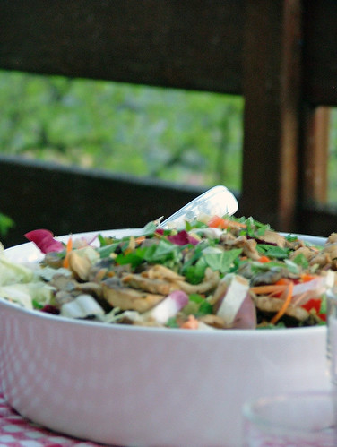 mushroom & potato salad2