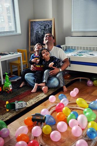 Balonlar- Oncesi