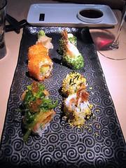 Selección de Maki Sushi - 99 Sushi Bar (Ponzano) Madrid