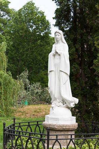 St. Maria Statue