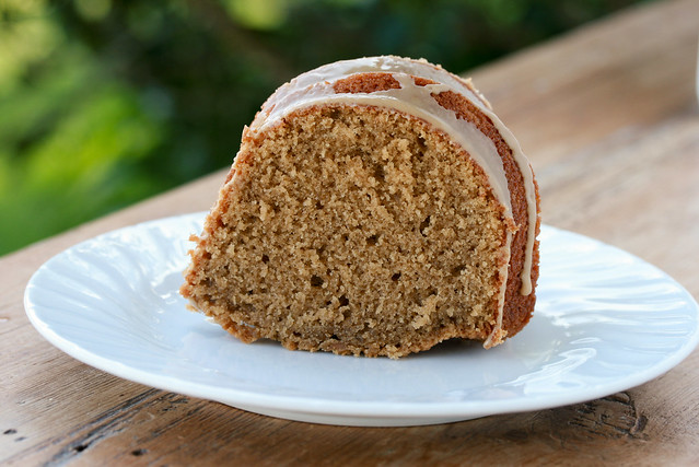 Margaret's Espresso Bundt Cake (from Sarabeth Bakery's)