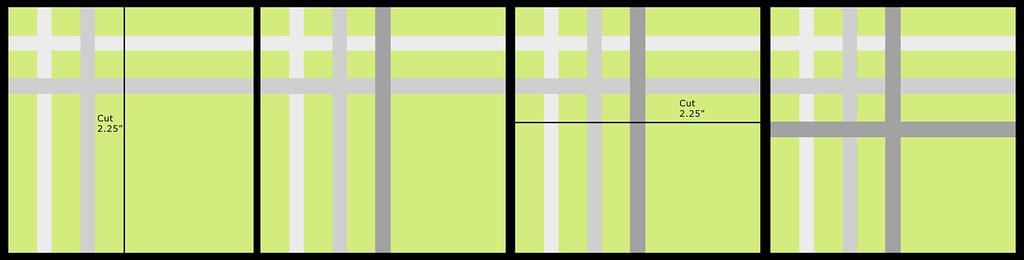 crossing quilt 9-12