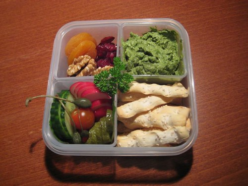 Quick Snack Bento, 11-04-2011