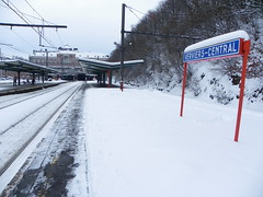 Verviers Central Station (regis_xharde) Tags: winter belgium centralstation verviers