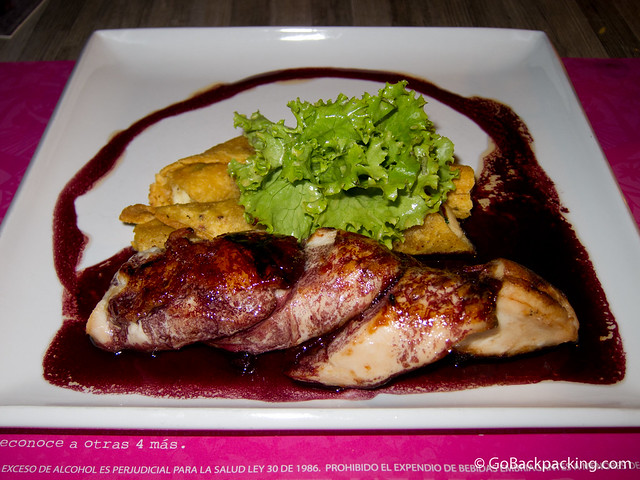 Chicken with Chipotle and Tamarind Sauce