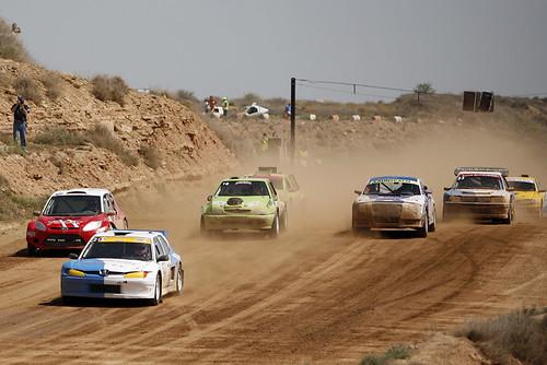 Autocross de Lleída 2011