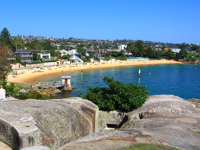 Lady Bay Beach Sydney
